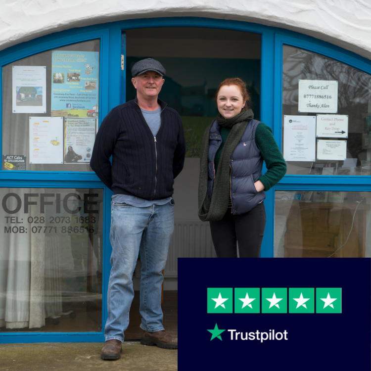 Ballylinny Holiday Cottages TrustPilot Review
