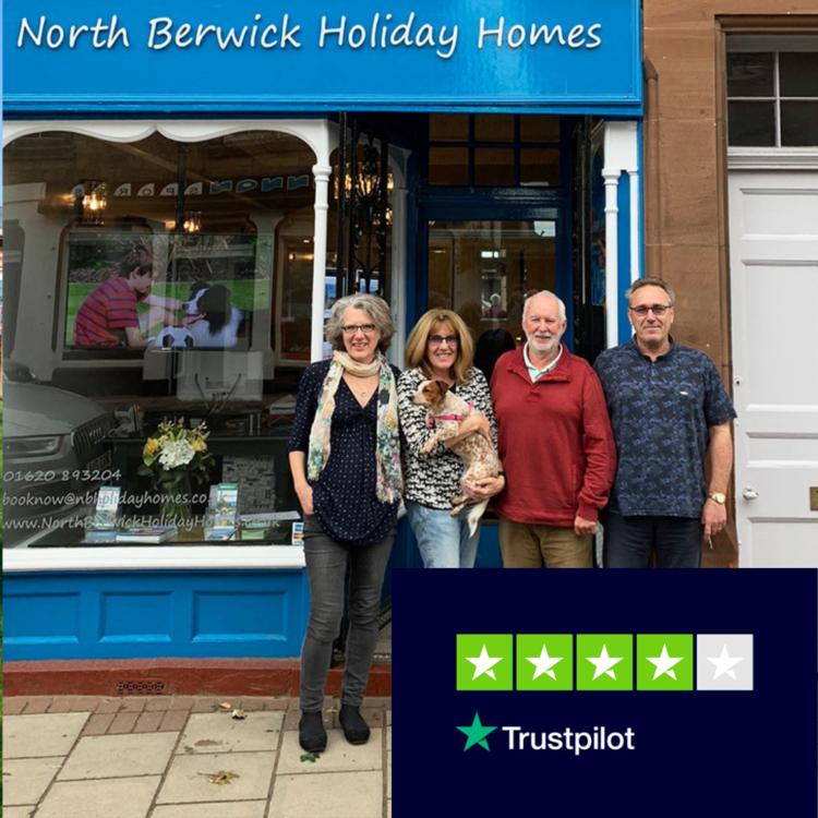 North Berwick Holiday Homes TrustPilot Review